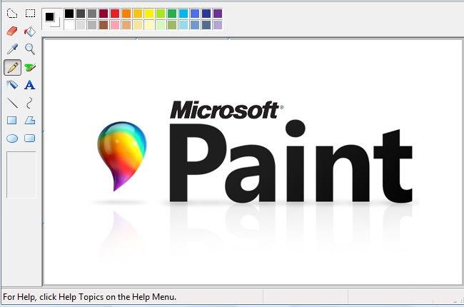 Microsoft Paint, как использовать по назначению, как