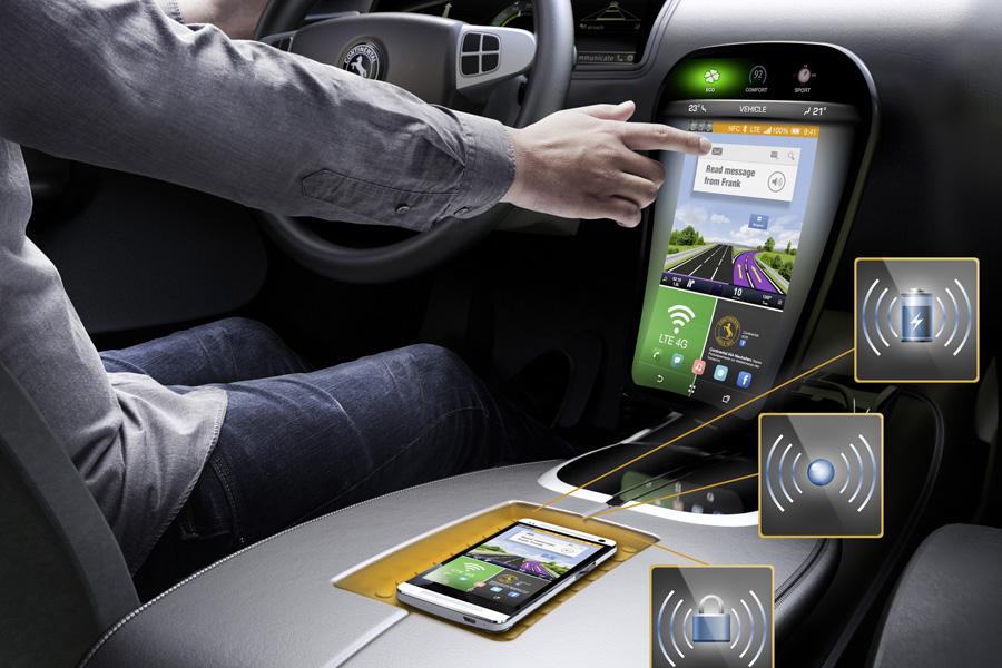 интернет в машине