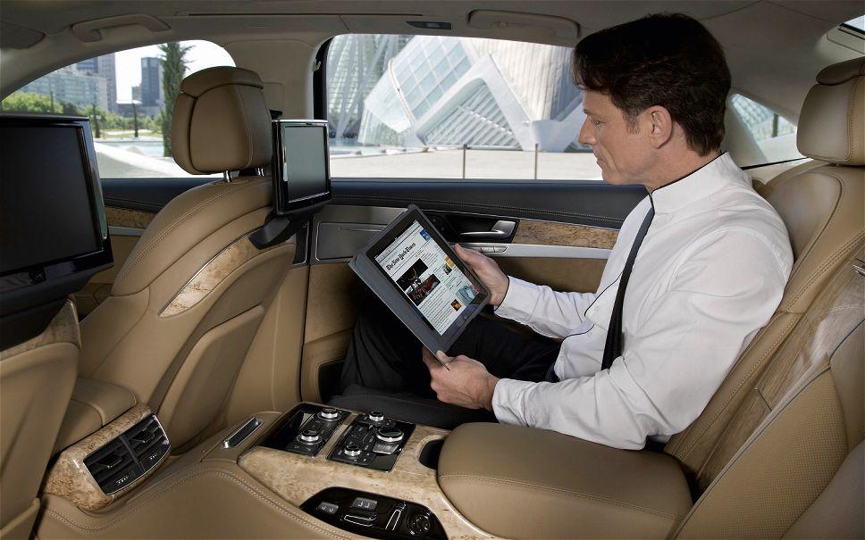 интернет в машину