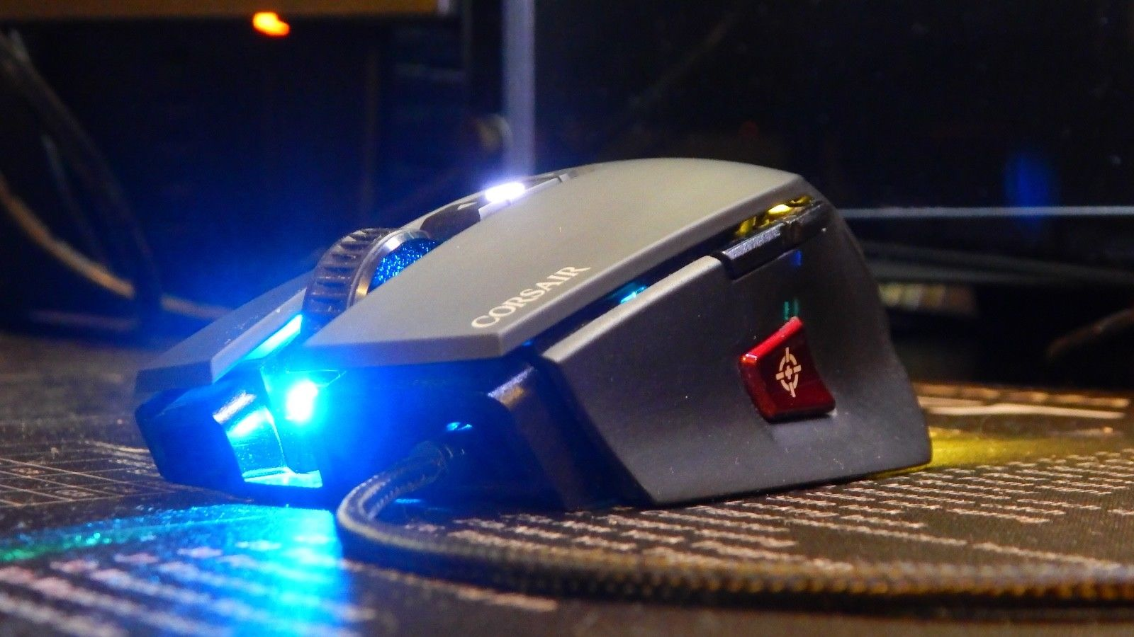 мышь Corsair M65 Pro RGB FPS Gaming Mouse