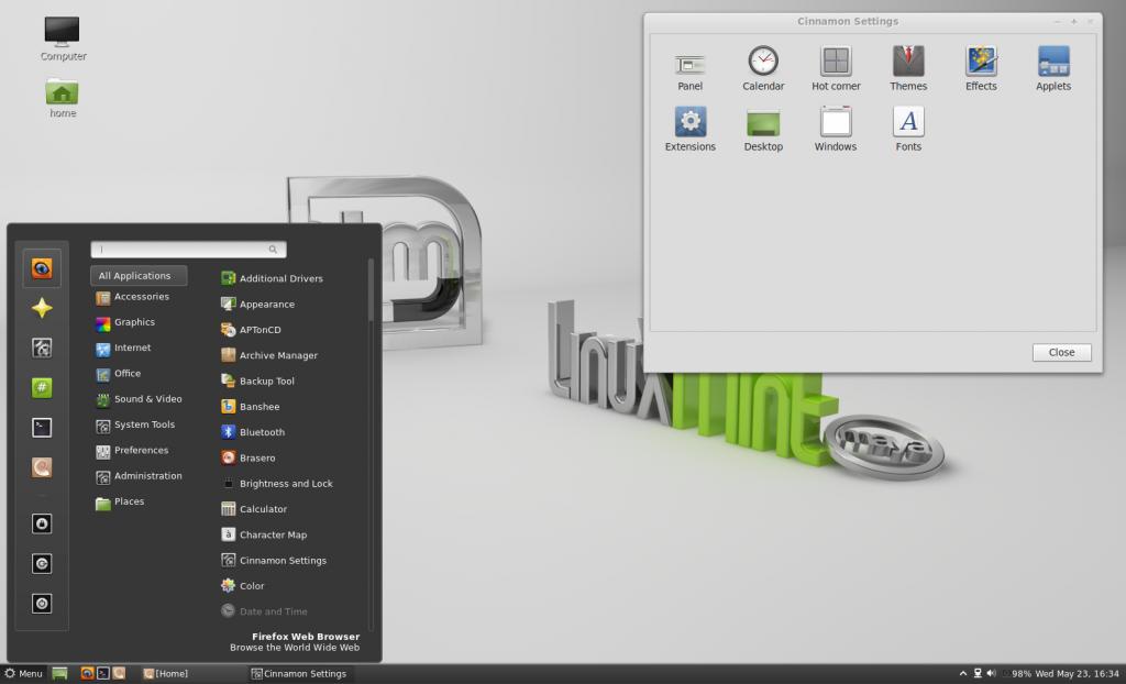 Преимущества Linux Mint