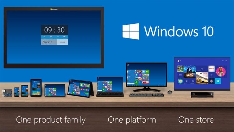 Распространение Windows