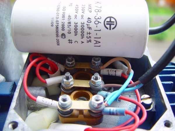 Сопротивление пусковой и рабочей обмотки однофазного двигателя - Всё о электрике