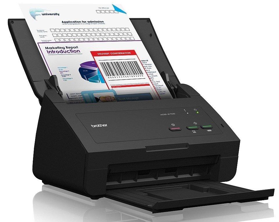 листопряжный сканер