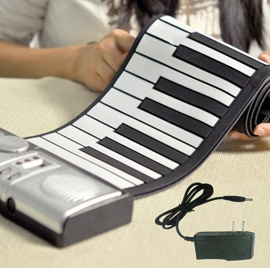Гибкое фортепиано