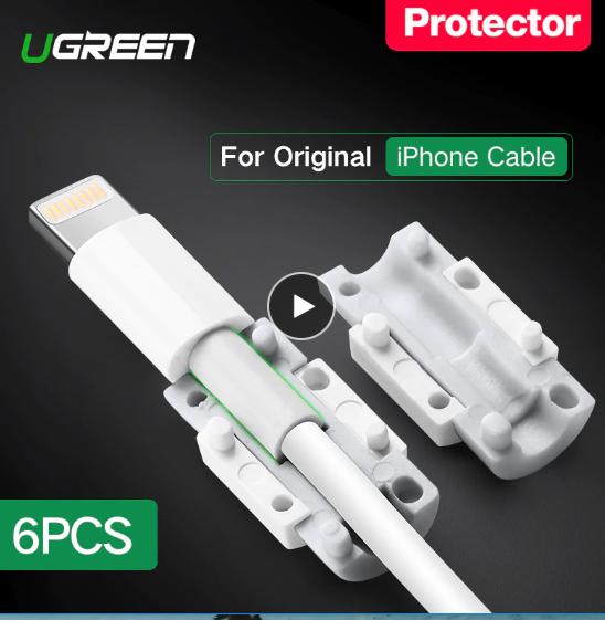 Протекторы для зарядных кабелей