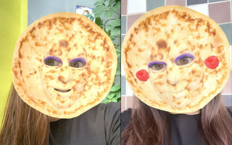 Карусель из пиццы